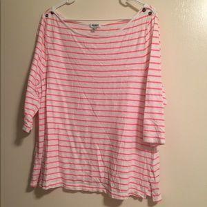 Boat Neck shirt